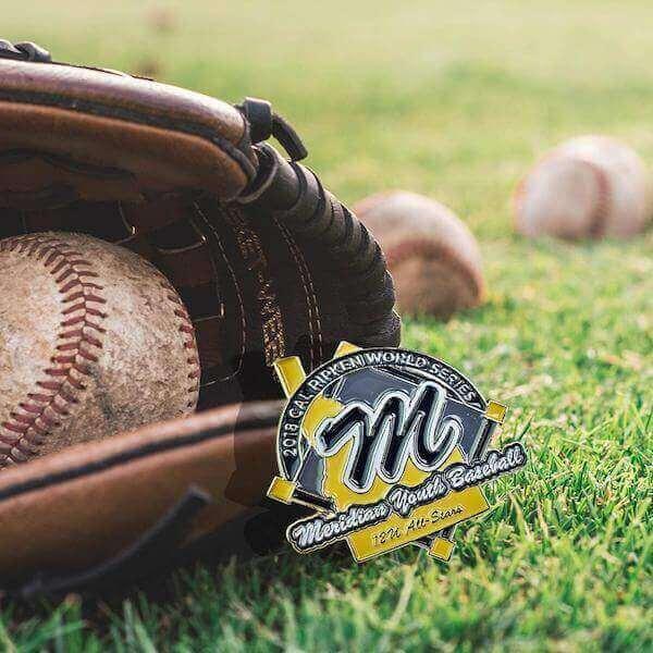 Sports Pins - Metalpromo