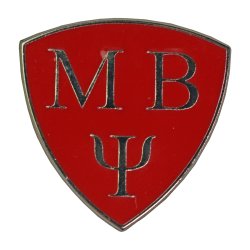 MB Fraternity Pin